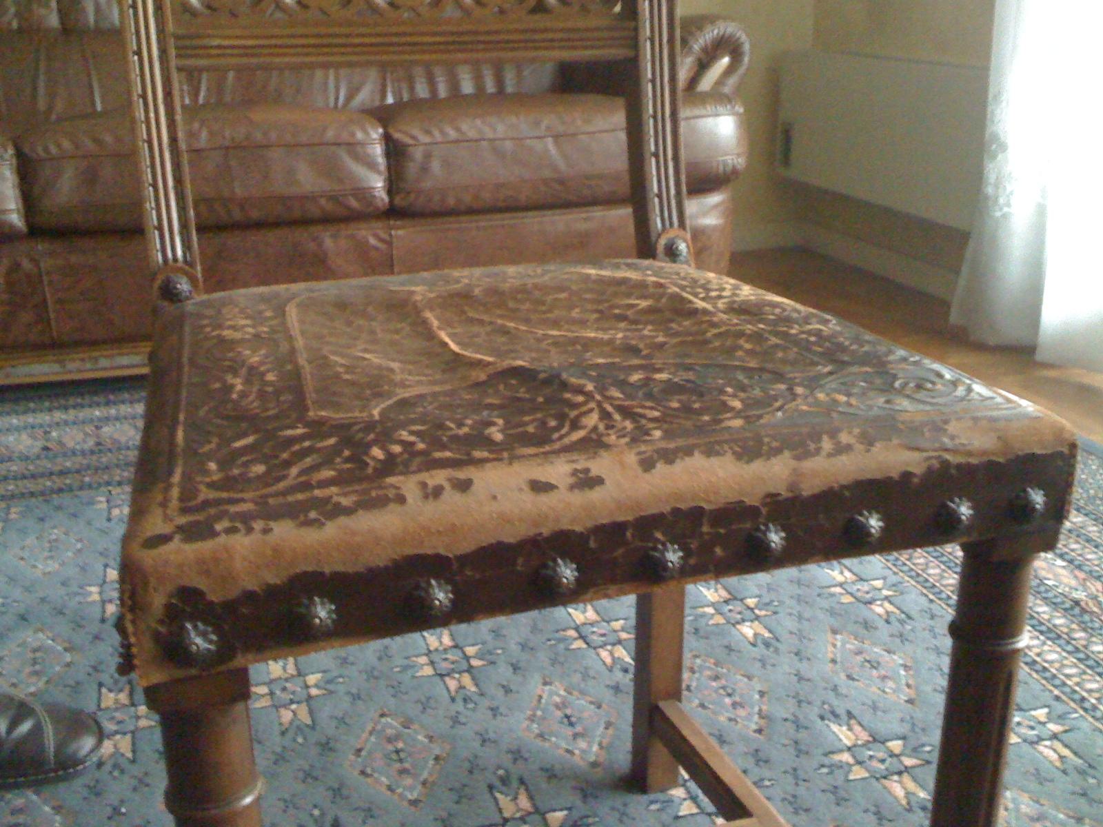 Comment Restaurer Une Chaise En Bois chaise henri ii